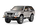 Tamiya Isuzu Mu Type X Black Metallic 47383