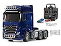 Tamiya Mercedes-Benz Actros 3363 6x4 Gigaspace Pearl Blue Edition  56353