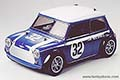 Tamiya Rover Mini Cooper Racing 57013