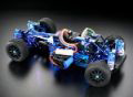 Tamiya M-03R Chassis Kit, Blue Plated Version1 84023