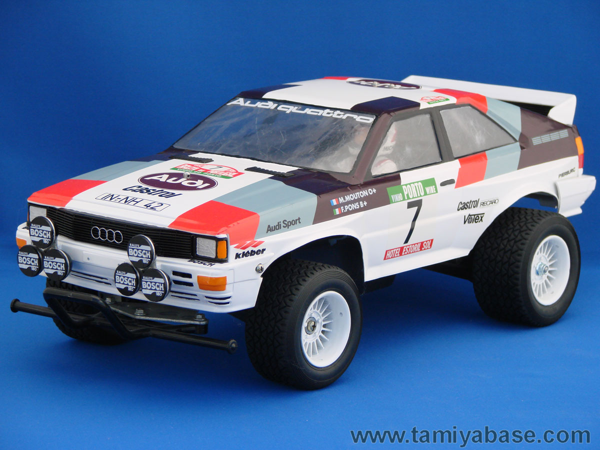 Audi quattro 1985 for sale