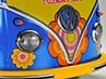 Tamiya 47453 VW Type 2 (T1) Flower Power thumb 2