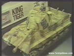 Tamiya promotional video King Tiger video 56018