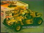 Tamiya promotional video Fast Attack Vehicle 58046