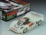 Tamiya promotional video Toyota Toms 58049