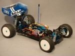 TRF501x WE Chassis